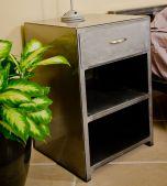 Low Profile Steel Cabinet