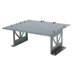 "10"" Steel Component Shelf"