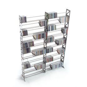 CD Floor Rack & Shelving (CD-1200)