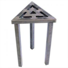 3Cubed Pedestal Table