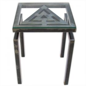 3Cubed End Table