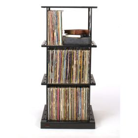 LP Album Storage Rack (3 Shelves)
