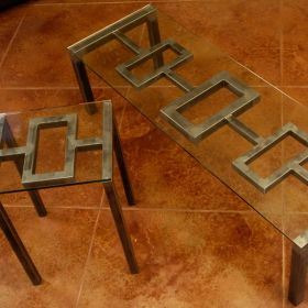 Architect Coffee Table Set