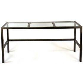Steel & Glass TV / LCD / Plasma Table (Phoenix-P3)