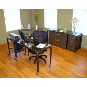 6 Piece Office Set