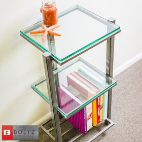 BOTLZ Steel Furniture Accent Table - for any room