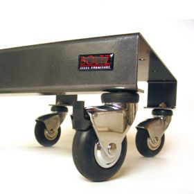"Set of 4 3"" Component Stand Casters"