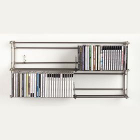 CD Wall Rack & Shelving (CD-110)