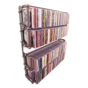 CD Wall Rack & Shelving (CD-220)