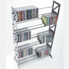 CD Floor Rack & Shelving (CD-330)