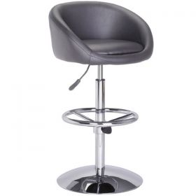 Concerto Adjustable Swivel Barstool