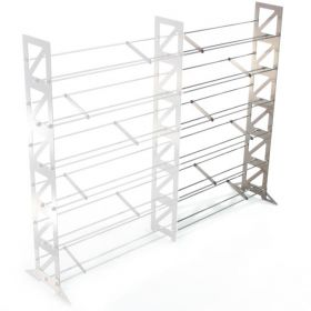 CD, DVD, VHS Multimedia Rack & Shelving Expansion Kit (MMEXP-S)