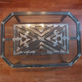 3Cubed Mosaic Coffee Table