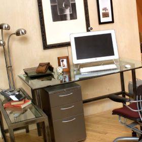 Loft 3 Piece Office Set