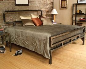 Classic King Bed Frame