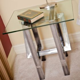 3 REC Steel Frame Table
