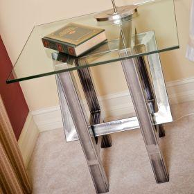 3 REC Steel Frame Table