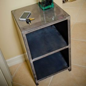 D13 Steel Open Shelf Cabinet