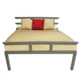 Zen Steel Bed Frame